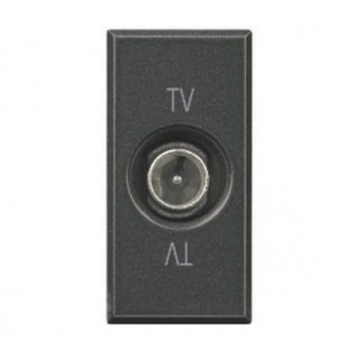 Axolute TV socket