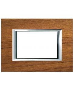 teak wood cover plate