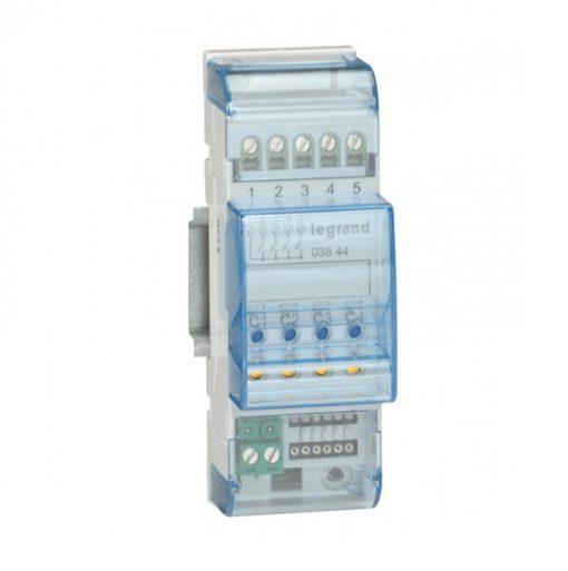 4 relay DIN actuator