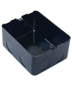 metal flush-mounting box