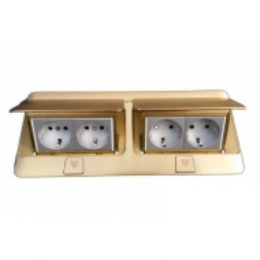 pop-up floor box
