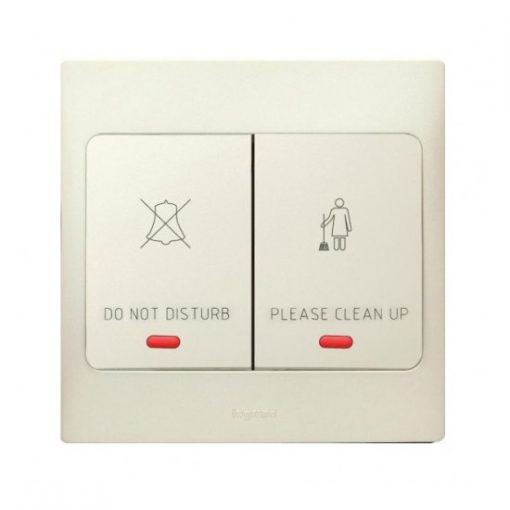 Mallia Do not disturb-Clean up switch