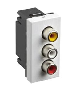 RCA socket