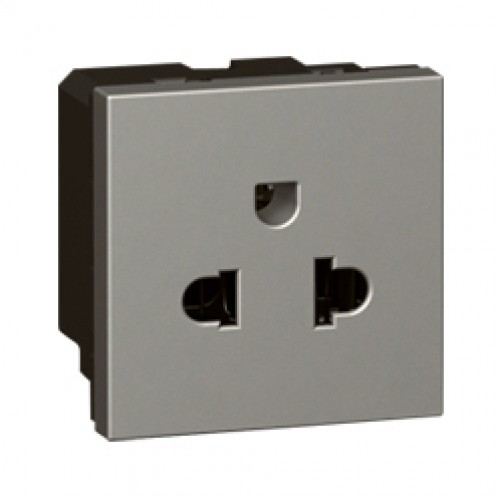Euro-US type socket