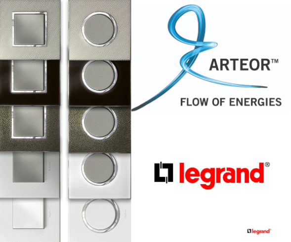 Electrical Equipment Arteor LEGRAND