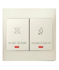 Nút nhấn dọn phòng-đừng làm phiền Mallia