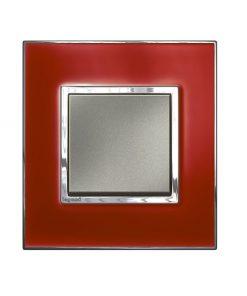 Mặt che kính đỏ Arteor - 2 module