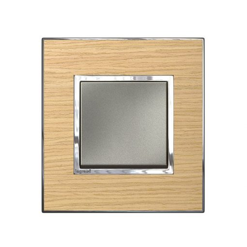 Mặt che gỗ sồi Arteor - 2 module