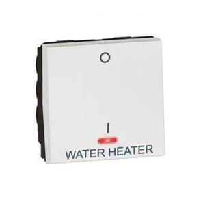 Công tắc Arteor có đèn cho máy nước nóng