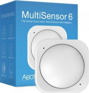 Cảm Biến Không Dây Multisensor 6 Aeotec